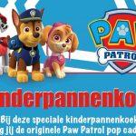 Paw Patrol kinderpannenkoek